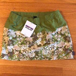 Patagonia Women's Baggies Skirt Size Small